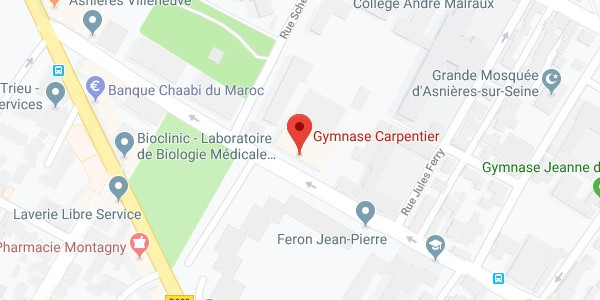 gymnase carpentier