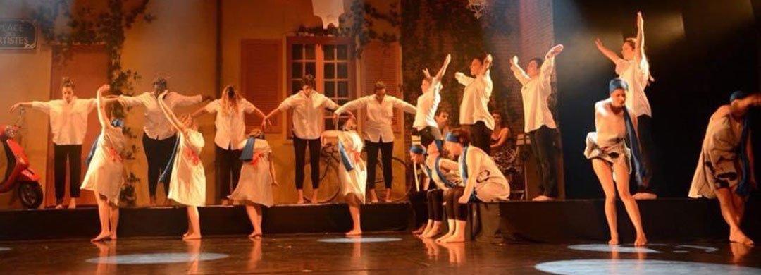 les baladines ecole de danse